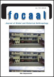 Focaal 74 cover