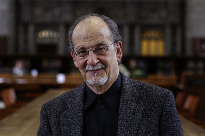 Moishe Postone, 17 April 1942–19 March 2018 (photograph courtesy of the University of Chicago).